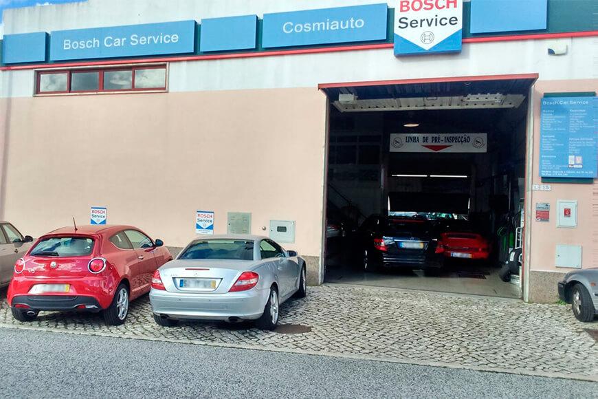 Cosmiauto Oficina Auto em Odivelas - Lisboa